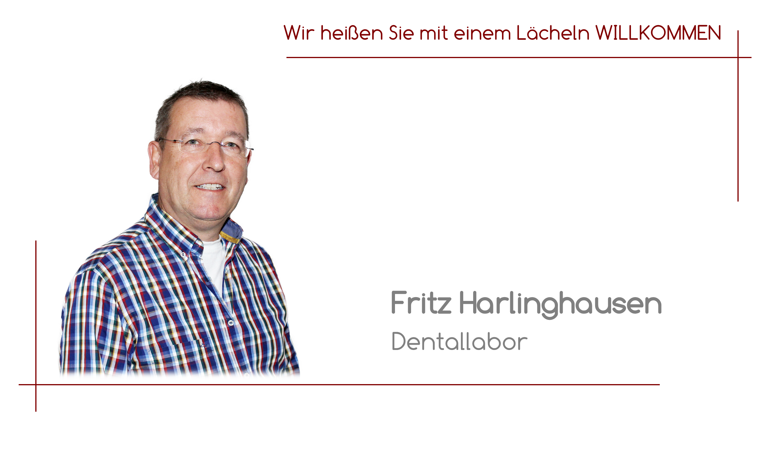 Fritz Harlinghausen - Dentallabor